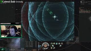Quick 1-Pass Combat Scanning Using DScan