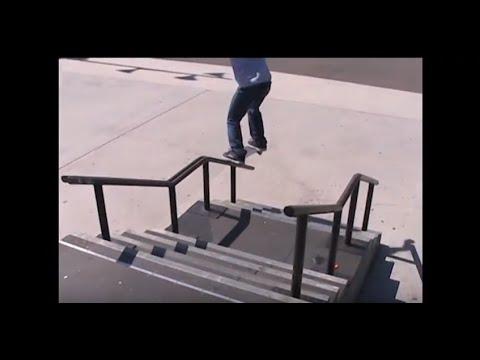 Superior, Wisconsin Skatepark Montage. - Brandon Hanson.