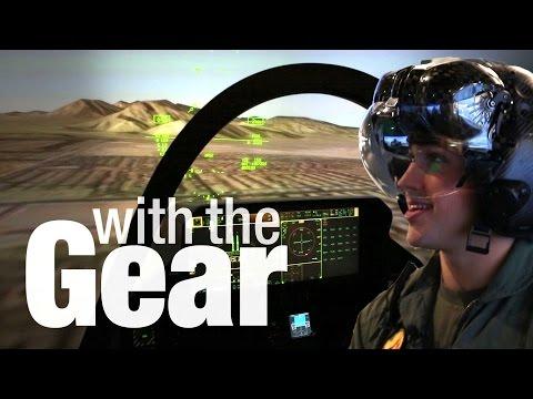 X-Ray Helmet, Virtual F-35