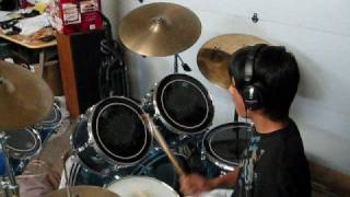 Ever Done Before Drum Cover