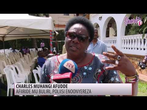 Omusuubuzi omututumufu Charles Muhangi afudde