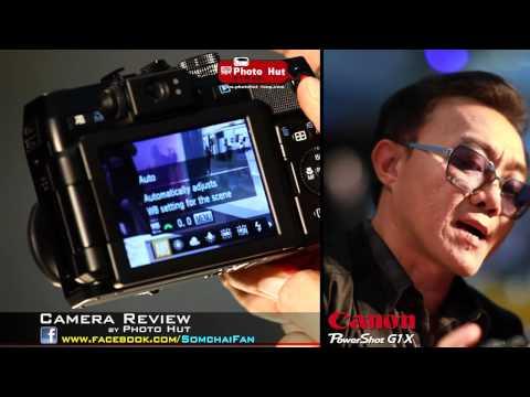 Canon PowerShot G1X Review (Thai)