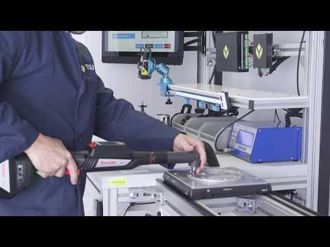 Fabrication compatible IoT - Station de travail intelligente de Tulip
