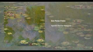 Don Perez Freire (Tango)