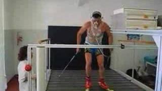 preview picture of video 'Test con skiroll - Alfio Di Gregorio'
