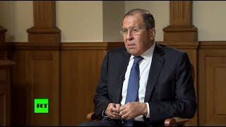 «НАТО уходит от диалога»: Лавров рассказал французским СМИ о внешней политике России
