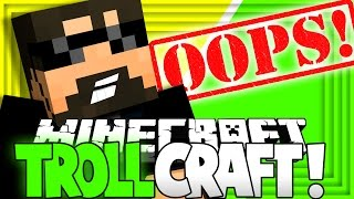 Minecraft: TROLL CRAFT |  A HUGE MISTAKE?! [38]