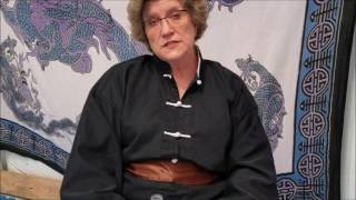Peggy talks about our Tai Chi spirit