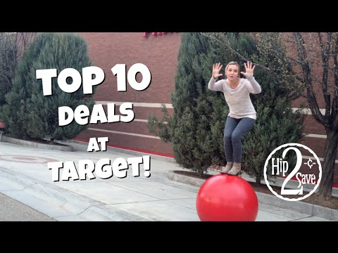 TOP 10 Deals to Score at TARGET This Week! | Deal Shopping with Collin
