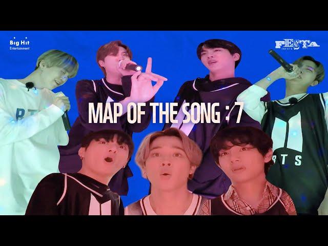 [2020 FESTA] BTS (방탄소년단) 'MAP OF THE SONG : 7' #2020BTSFESTA