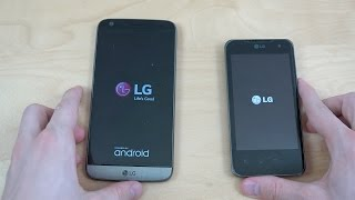 LG G5 vs. LG Optimus 2X - Which Is Faster?