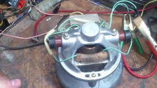 Что будет, если подключить мотор пылесоса, к 24 вольта.