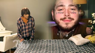 """70-Year-Old Woman Says She """"Feels"""" Post Malone's Energy"""