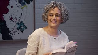 Arundhati Roy Interview: The Characters Visited Me