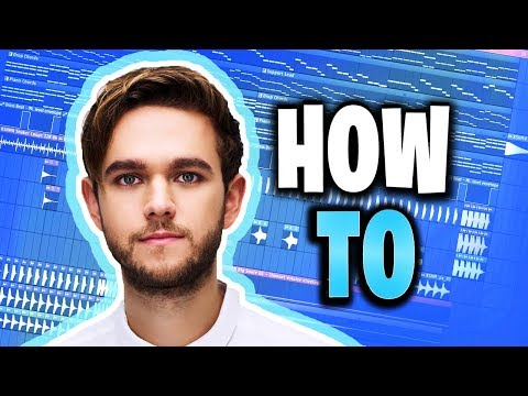 HOW TO ZEDD IN 3 MINUTES Mp3