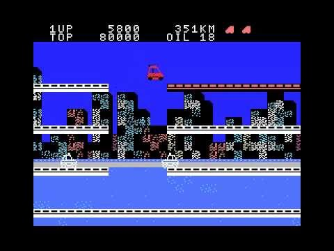 City Connection (1986, MSX, Nippon Dexter)