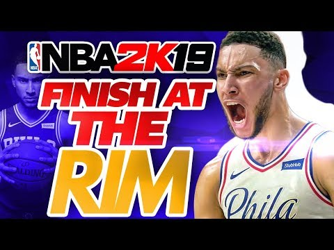 Download Nba 2k19 Tips How To Finish At The Rim Video 3GP
