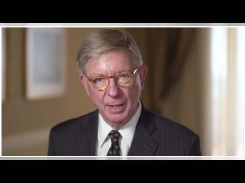 Conservative George Will lays waste to the Republican Party: 'One leader — and the rest are follo...