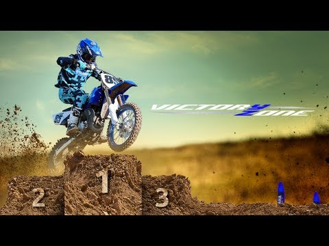 2019 Yamaha YZ85 in Olympia, Washington - Video 1