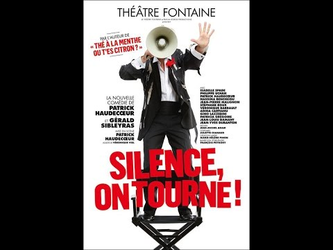Bande annonce Silence, on tourne!