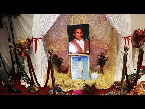 Obsèques du docteur Kpahi Nahi Georges à Paris 2ème partie