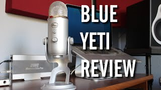 Best USB Microphone for Vocals: Blue Yeti Review + Sound Test (2015)