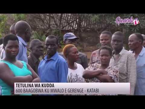 Abavubi b'e Gerenge e Katabi bagobeddwa ku mwalo we babadde bakolera