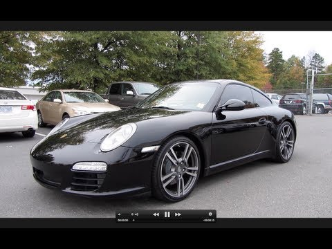 2012 Porsche 911 Black Edition In-Depth Review