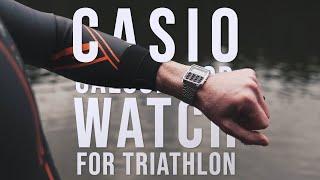 Is the 1983 Casio Calculator Watch The Best Triathlon Watch?   Casio CS-831 vs Garmin 945