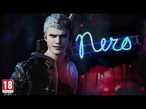 Devil May Cry 5 - Nero Combat Video thumbnail
