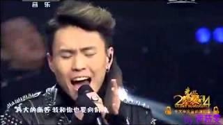张玮 《永远不回头》光荣绽放 2014十大中文金曲演唱会 cut by伊菈雯 0