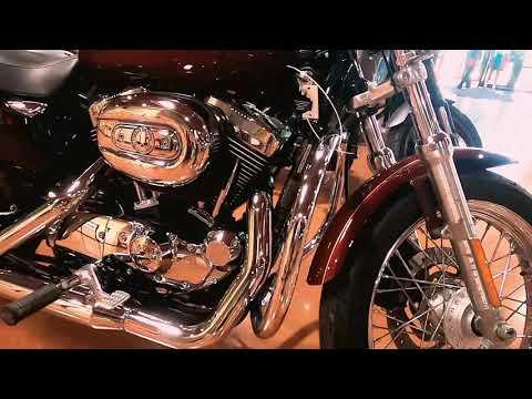 2008 Harley-Davidson Sportster Low XL1200L