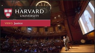 "Harvard University - Justice: What's The Right Thing To Do? Episode 01 ""The Moral Side Of Murder"" #01"