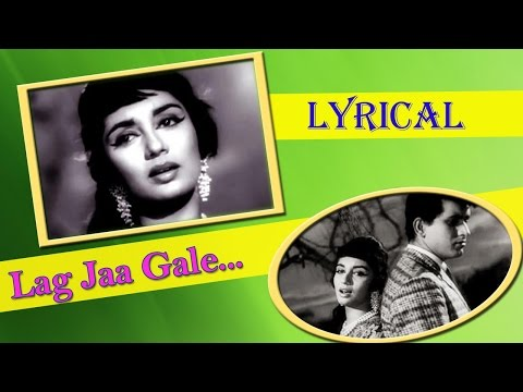 Download Lag Ja Gale With Lyrics Woh Kaun Thi Sadhana Lata Mange Mp4 HD Video and MP3
