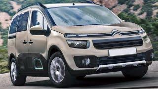 💥2019 CITROEN BERLINGO - DRIVE & DESIGN of a full-fledged minivan !!