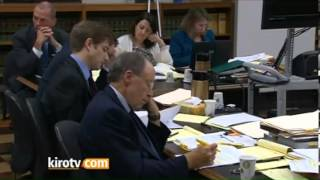 Martin Pietz Trial. Sept 18. Part 3. Missing 55 min of the audio tape