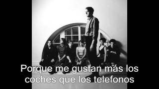 Arcade Fire-Cars and telephones (subtitulos en español)