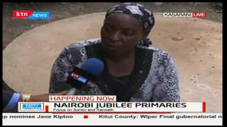 Kasarani residents share mixed reactions as some people miss their names in the register