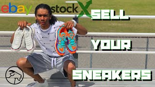 HOW TO: SELL SNEAKERS & CLOTHING ONLINE!!! MAKE MORE MONEY FAST!