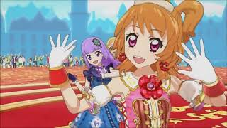 Akari ozora  - (Aikatsu!) - Aikatsu! Akari Ozora Sumire Hikami and Hinaki Shinjo Little beat, Little wing♪ Stage