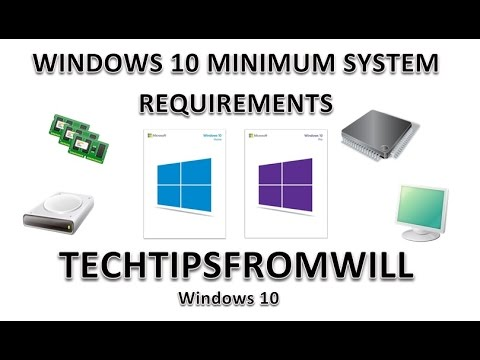 mp4 Hardware Requirements For Windows 10, download Hardware Requirements For Windows 10 video klip Hardware Requirements For Windows 10