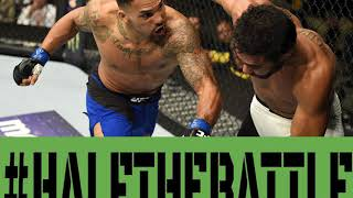 UFC Fresno: Eryk Anders looking for a W by any means necessary. - Half The Battle