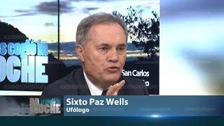 Sixto Paz Wells habla sobre la vida extraterrestre - Nos cogió la noche
