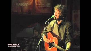 "The Swell Season -- Rare Performance of Once's ""Falling Slowly"" at Sundance 2007"