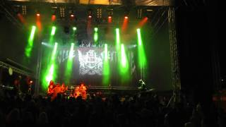 Video Twisted Truth live @ Obscene Extreme 2014 FULL HD