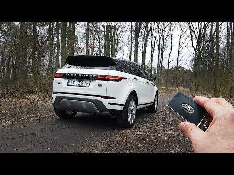Range Rover Evoque P250 TEST POV Drive & Walkaround