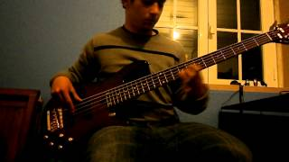 Keziah Jones - Where is Life Bass Cover