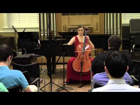 Suite No. 4 in Eb Major, Courrente by J. S. Bach