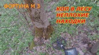 КОП в лесу НЕПЛОХИЕ ЛЕСНЫЕ НАХОДКИ № 116