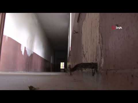 127 Yıllık Askeri Hastane Restore Edilmeyi Bekliyor